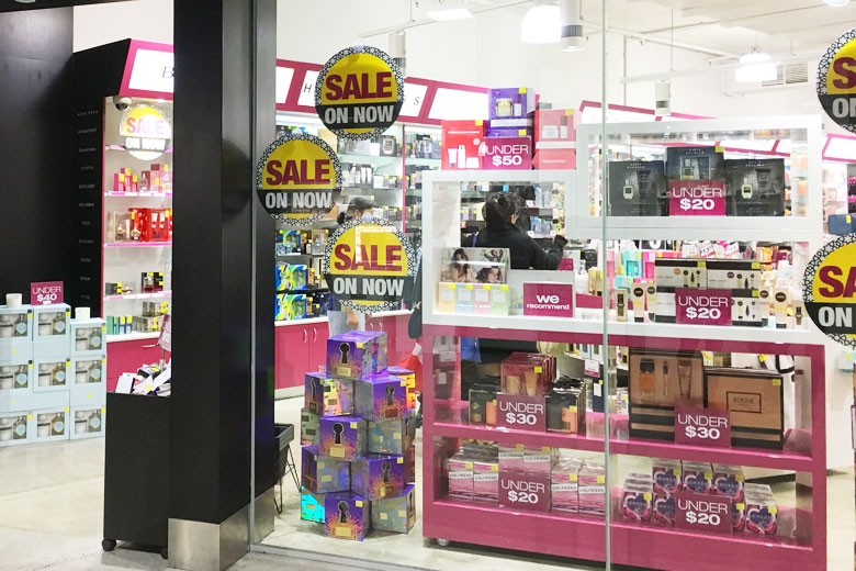 Do You Buy Cosmetics From Discount Beauty Stores Or Pop-Up Booths?