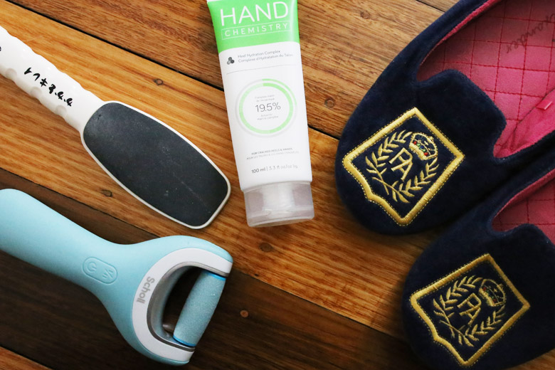 How To Care For Dry and Cracked Heels (Part Deux)