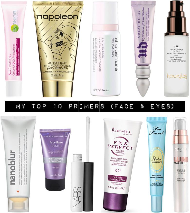 Silicone Free Makeup Primer Saubhaya